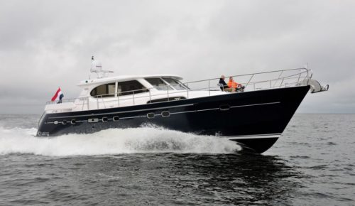Elling E6 yacht tour: This Dutch masterpiece is all about long-distance cruising