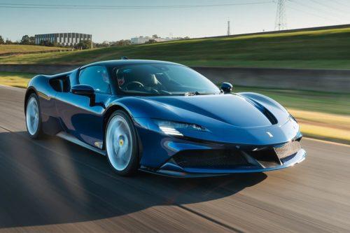 2020 Ferrari SF90 Stradale Review – Track Test