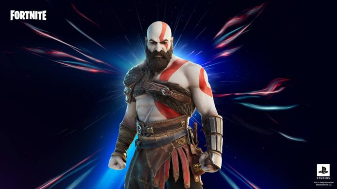 God of War's Kratos joins Fortnite, and he's not a PlayStation exclusive
