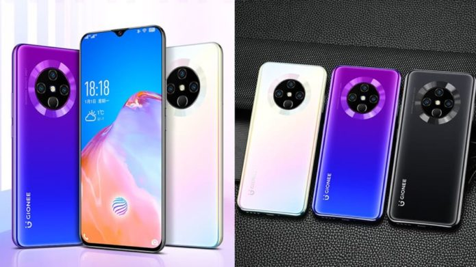 Gionee K30 Pro now official