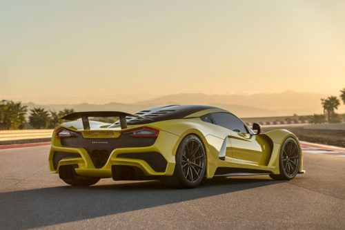 Hennessey's Bugatti-Rivaling Hypercar Is About to Be Revealed