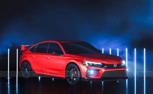 2022 Honda Civic Type R Will Be More Powerful and Look Less Crazy