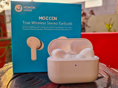 Moecen by Honor Choice CE79 TWS Earphones review