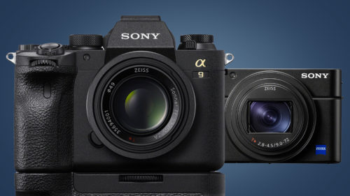 Sony A9 III and new RX100 compact rumored to be close to double launch
