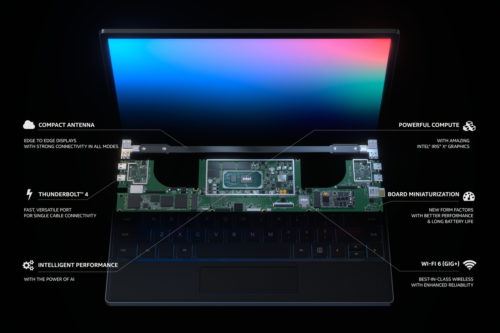 Intel debuts 'Clover Falls' companion chip for better laptop AI