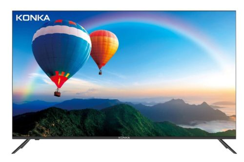 Konka U5-series 4K smart TV review: The (street) price is about right