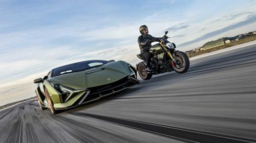 Volkswagen Group will retain Lamborghini and Ducati