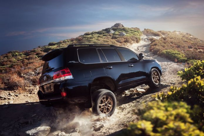 Toyota Land Cruiser Is Dead for 2022
