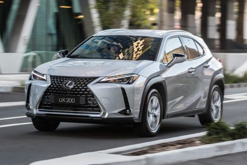 2020 Lexus UX 200 Sports Luxury Review: Road Test