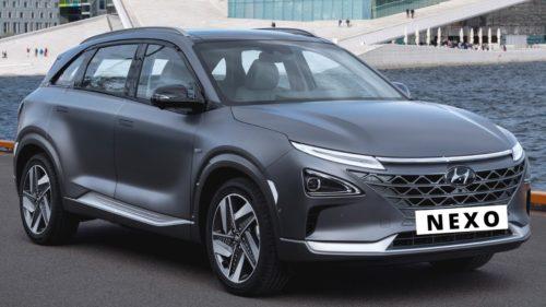 2021 Hyundai Nexo Review