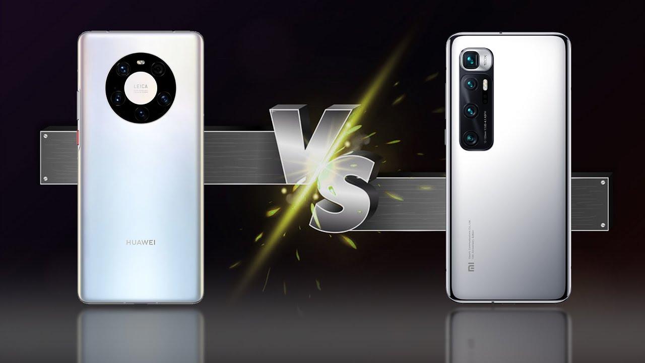 Huawei Mate 40 Pro vs Xiaomi Mi 10 Ultra Camera Comparison