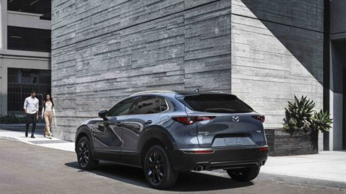 2021 Mazda CX-30 2.5 Turbo pricing announced starting at $29,900