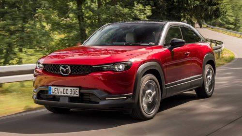 Mazda MX-30 review