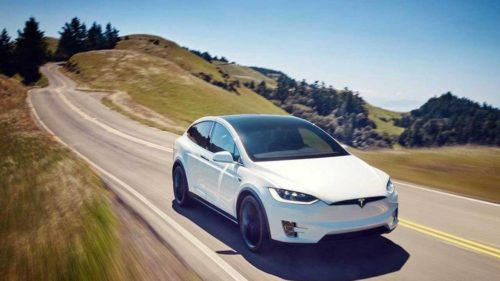 Tesla stops Model S and Model X production for over two weeks