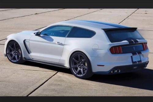 Bring on the Ford Mustang Shooting Brake
