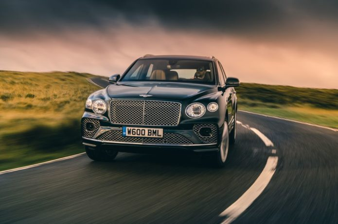 The Bentley Bentayga Is Better Than Before (Not That It Needed Much Improvement)
