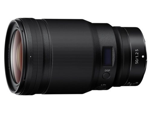 First Nikon Nikkor Z 50mm f/1.2 S Lens Reviews