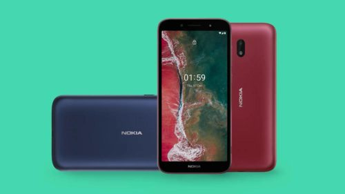 Nokia C1 Plus brings 4G and Android Go to the mass market
