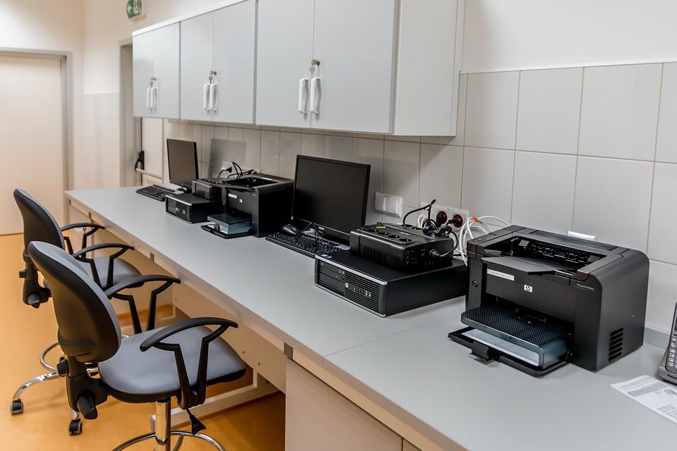 office IT equipment