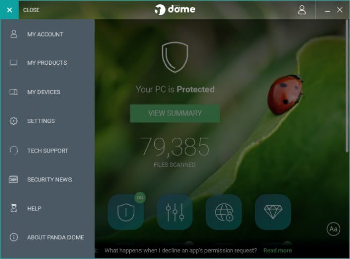 Panda Dome Premium review: Pricey AV for feature seekers