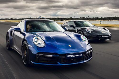Porsche 911 future secure