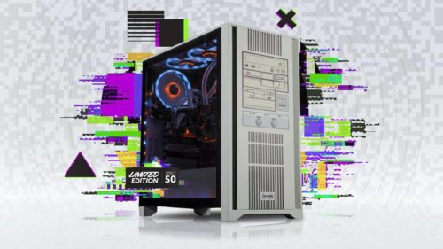 ORIGIN RestoMod Limited Edition PC is a disappointing paint job