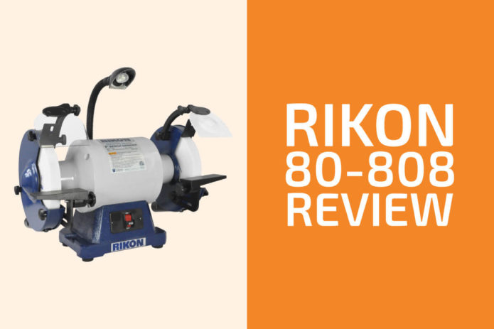 Rikon Bench Grinder Review: Is the 80-808 Good?