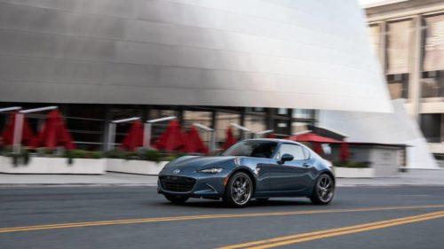 2021 Mazda MX-5 Miata Gets New Body Color, White Leather, Better Tech
