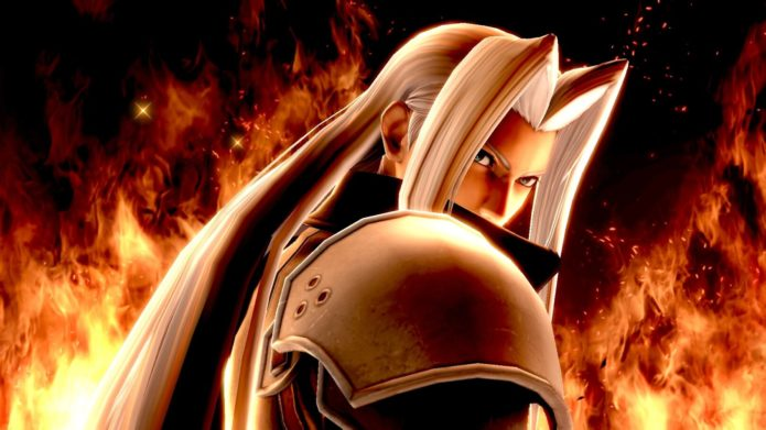 Sephiroth is the next fighter coming to Super Smash Bros Ultimate