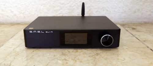 SMSL SU-9 DAC/Preamp Review