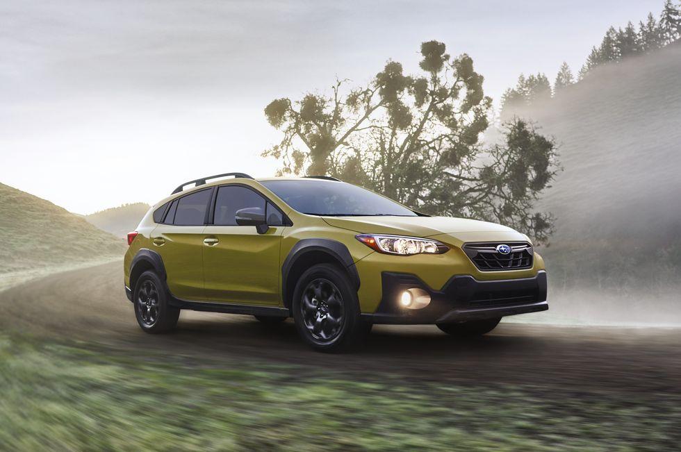 2021 Subaru Crosstrek Priced Starting at $23,295