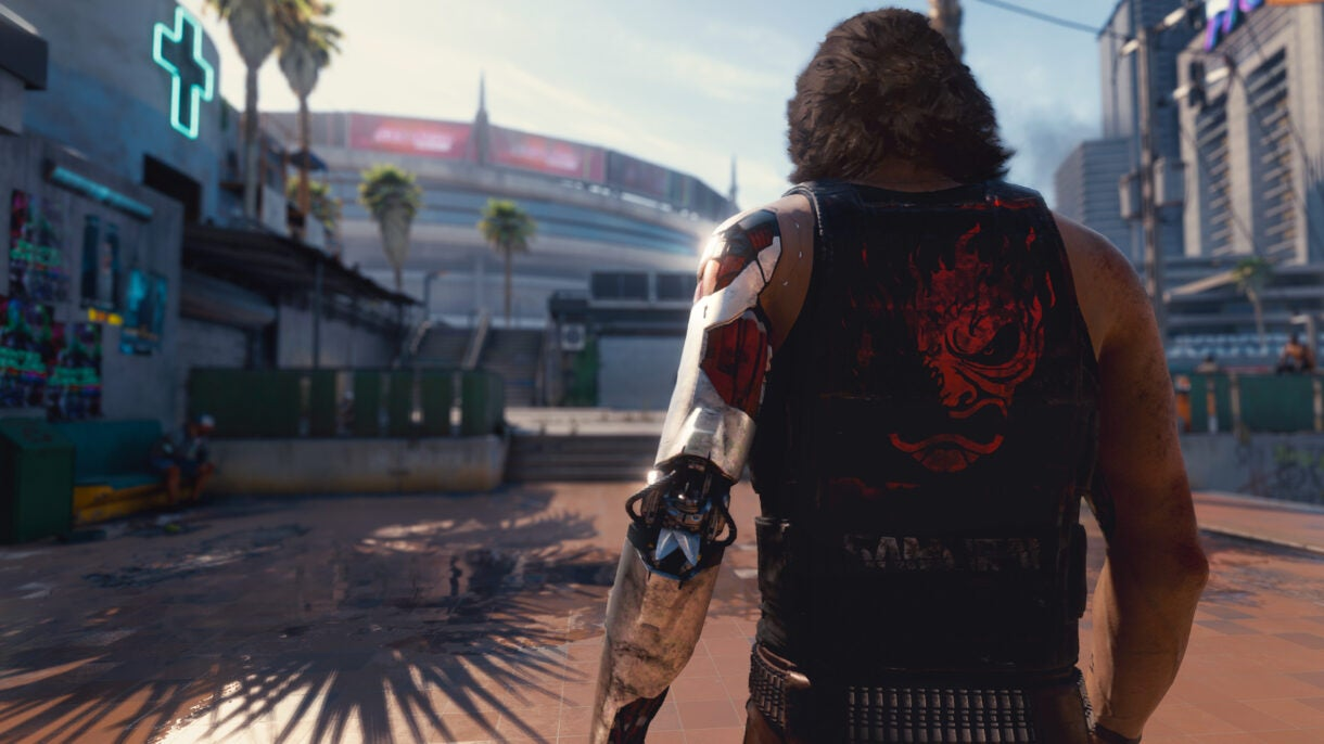 How long is Cyberpunk 2077?