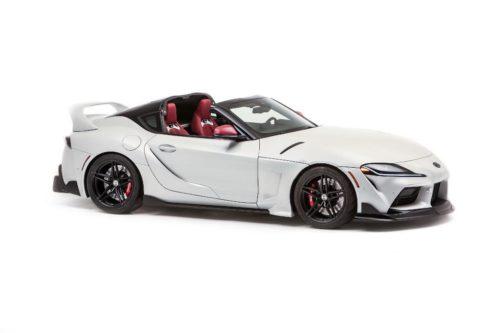 SEMA: Toyota GR Supra Sport Top concept unveiled