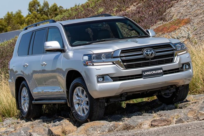 Toyota LandCruiser Sahara Horizon revealed