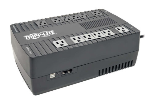 Tripp Lite AVR900U UPS review: This uninterruptible power supply has the wrong set of features