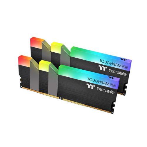 Thermaltake ToughRAM RGB DDR4-4600 C19 2x8GB Review