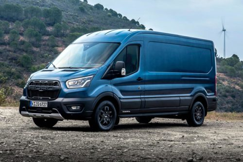 2021 Ford Transit Review