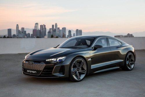 2021 Audi e-tron Review