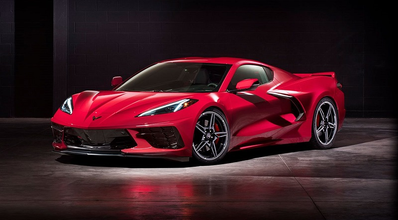 2021 Corvette C8 Looks Sharp In New Silver Flare Metallic Paint