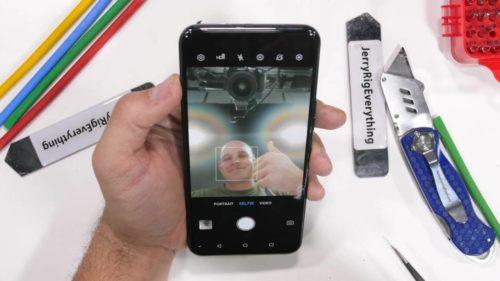 ZTE Axon 20 5G teardown takes a peek at the under-display camera magic