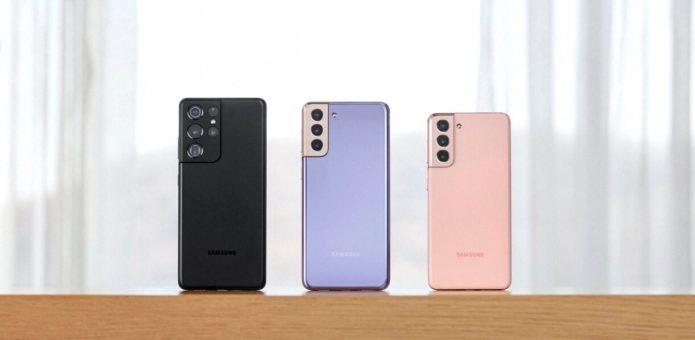 Samsung Galaxy S21 vs Galaxy S21 Ultra