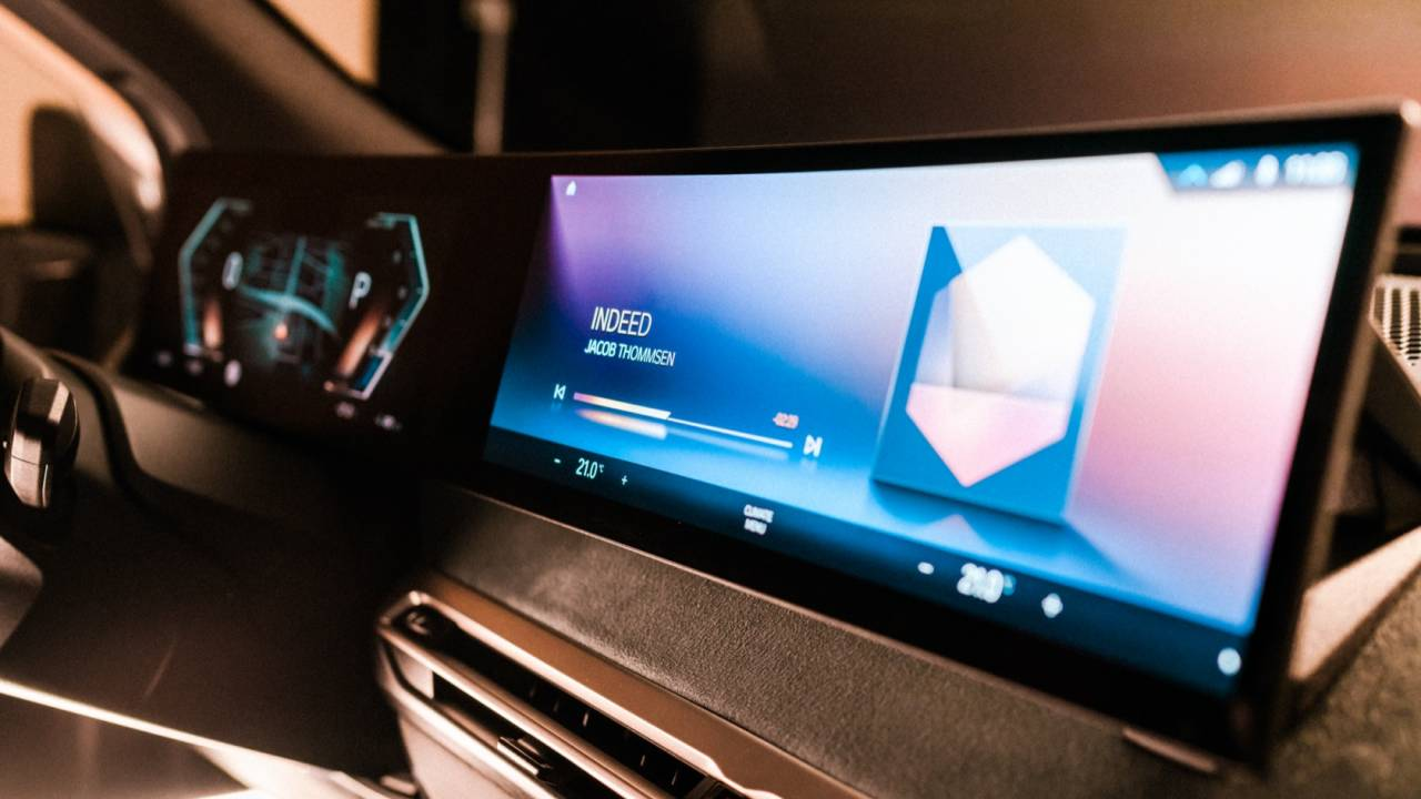 BMW next-gen iDrive preview sees iX e-SUV buck a controversial car tech trend
