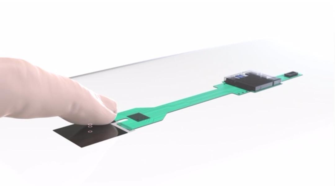 CES 2021   Qualcomm introduces next-gen fingerprint sensor for smartphones and foldables