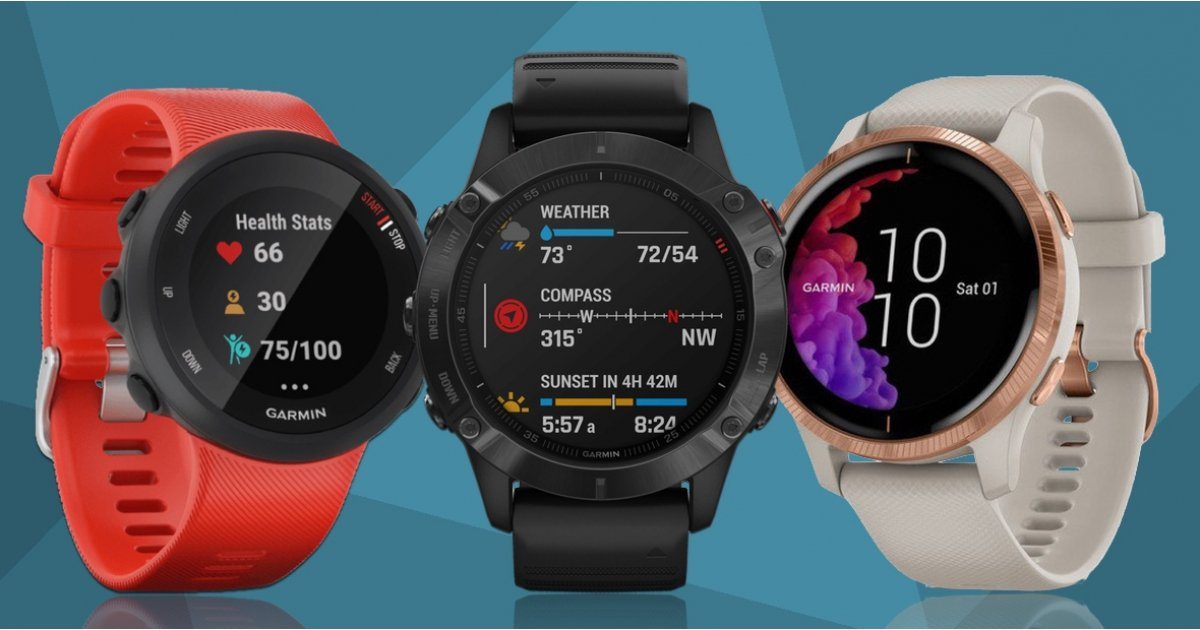 Best Garmin watch in 2021: Choose the right GPS tracker