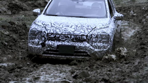 2022 Mitsubishi Outlander unveiled in latest teaser video