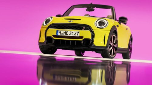 2022 MINI Hardtop and Convertible updates style and tech with a price surprise
