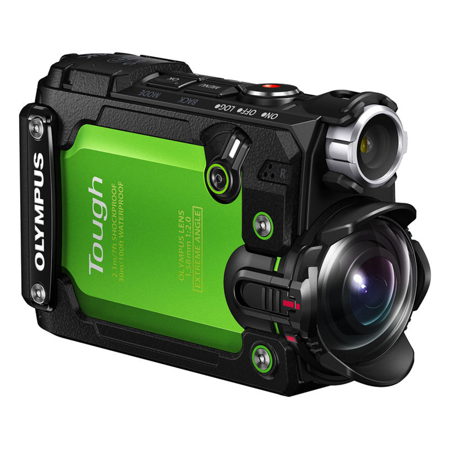 Olympus Stylus Tough TG-Tracker Camera