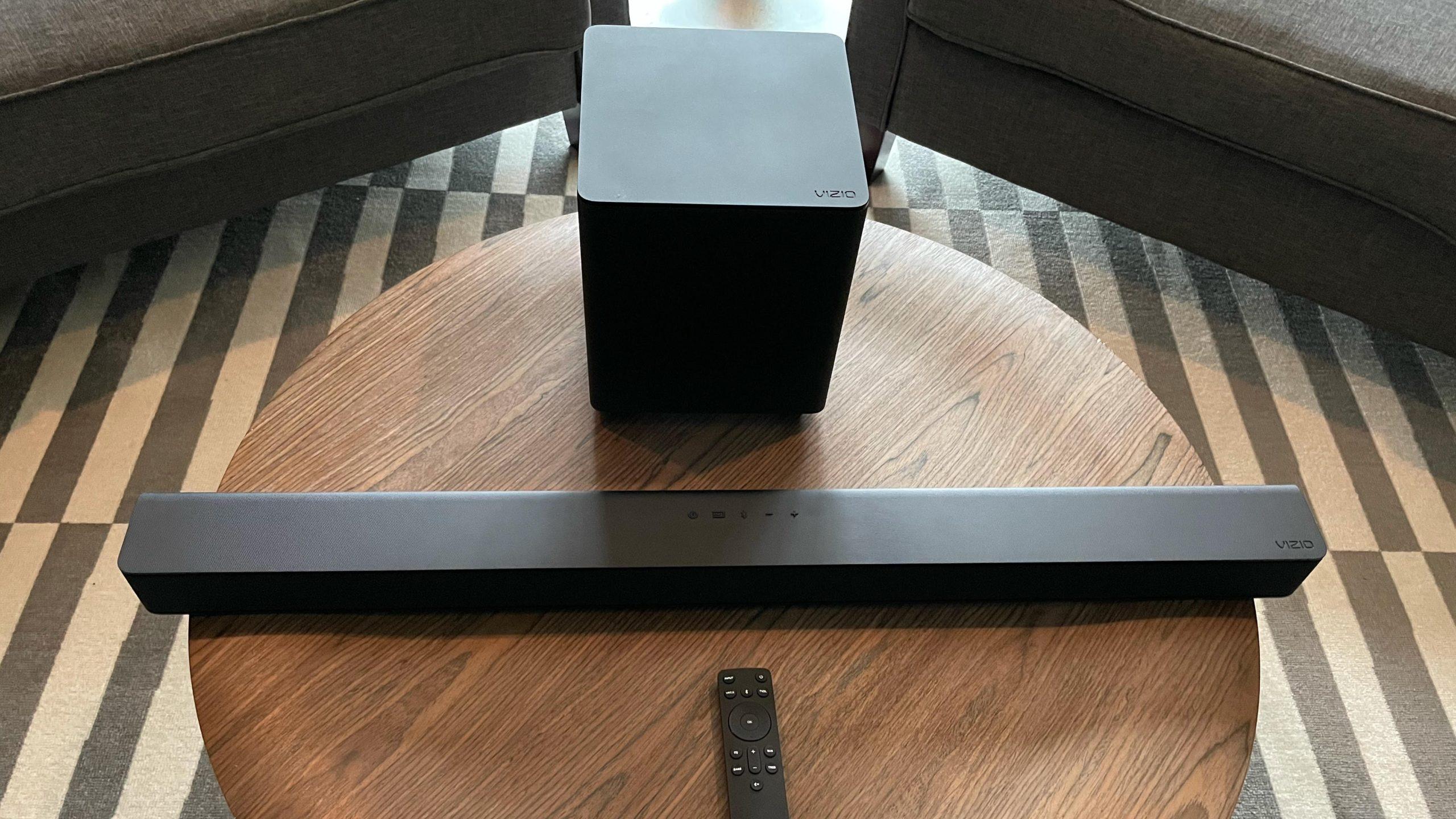 Vizio V-Series 2.1 Home Theater Soundbar V21-H8 review