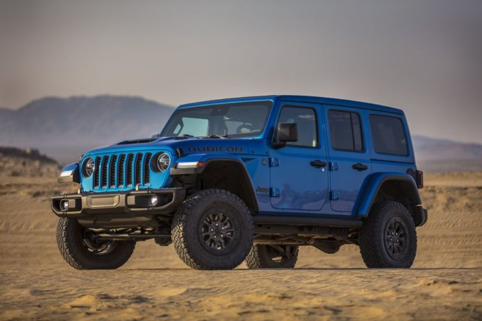 Jeep's New V8-Powered Wrangler May Be Staggeringly Expensive