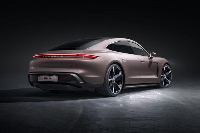 2021 Porsche Taycan's New RWD Base Model Is Way Cheaper